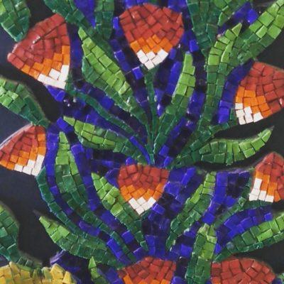Imparare - Mosaico Anna Fietta