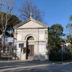 San Mauro Pascoli Chiesa della Madonna dell'Acqua