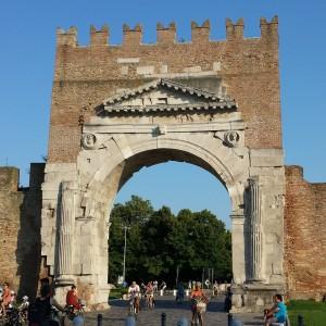 Rimini Arco di Augusto