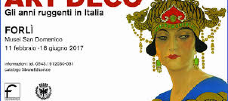 MOSTRA ART DECO' – Gli anni ruggenti in Italia