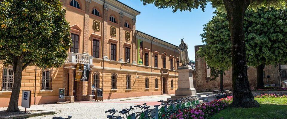 Cesena - Biblioteca Malatestiana (S.Ragazzini)