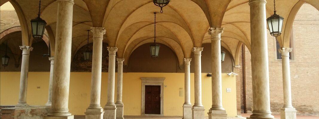 Forlì Chiostro di San Mercuriale (chiari86)