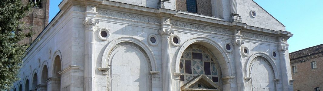 Rimini Tempio Malatestiano ( Paperoastro)